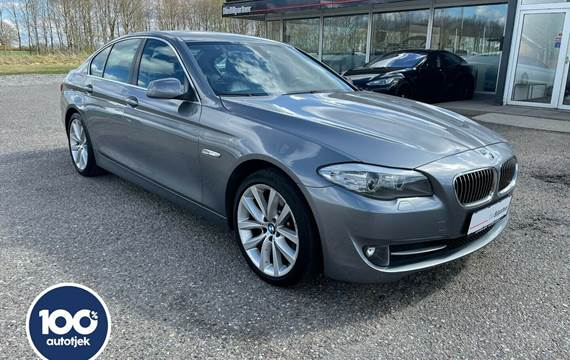 BMW 525d 3,0 aut.