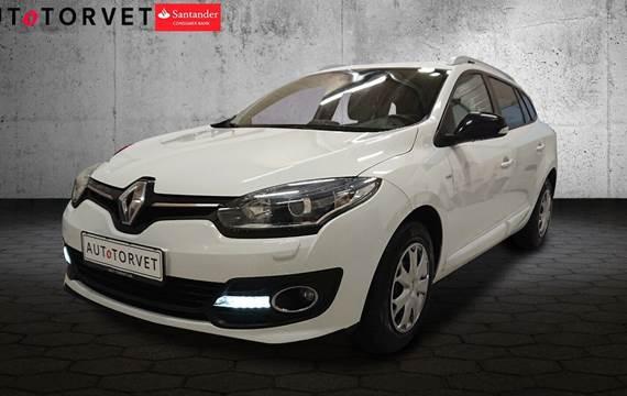 Renault Megane III 1,5 dCi 110 Limited Edition Sport Tourer