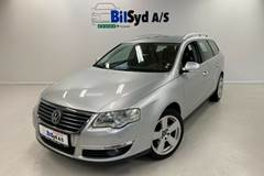 VW Passat 3,2 FSi Highline Variant DSG 4Motion
