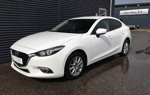 Mazda 3 2,0 Skyactiv-G Vision  6g Aut.