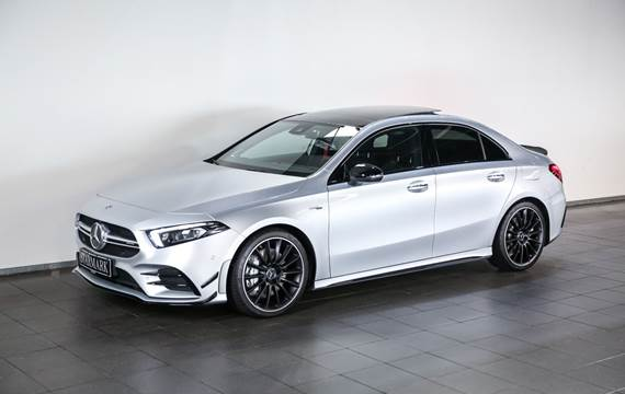 Mercedes A35 2,0 AMG aut. 4Matic
