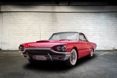 Ford Thunderbird 6,4 V8 Convertible aut.