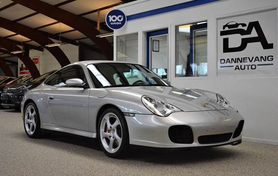 Porsche 911 Carrera 4S 3,6 Coupé