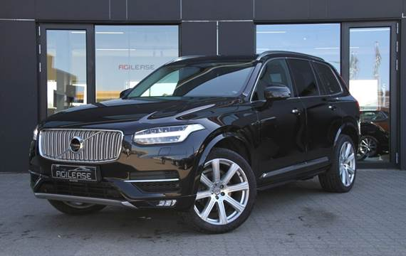 Volvo XC90 2,0 D5 235 Inscription aut. AWD 7prs