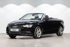 Audi A3 1,6 TDi 110 Attraction Cabriolet