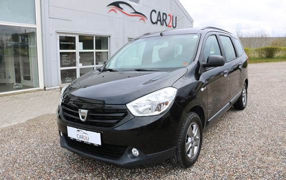 Dacia Lodgy 1,5 dCi 90 Limited Edition 7prs