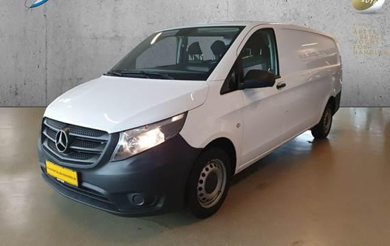 Mercedes Vito 114 2,2 CDi Mandskabsvogn XL