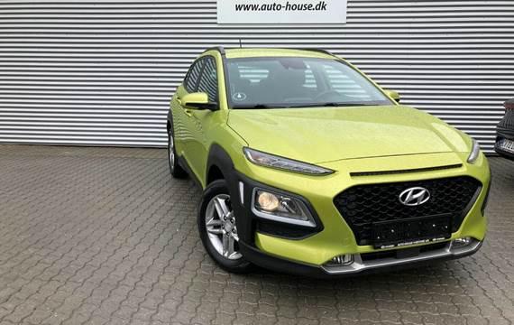 Hyundai Kona 1,0 T-GDi Trend