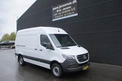 Mercedes Sprinter 3,0 319  CDI R2  Van 6g Aut.