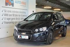 Chevrolet Aveo 1,2 LTZ  5d