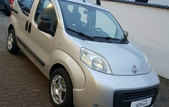 Fiat Qubo 1,3 JTD 75 Dynamic MTA