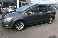 VW Sharan 2,0 TDi 140 Highline BMT