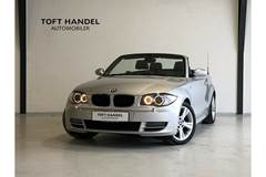 BMW 120i 2,0 Cabriolet Steptr.