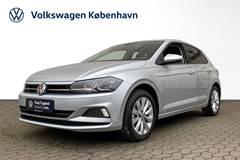 VW Polo 1,5 TSi 150 Comfortline DSG