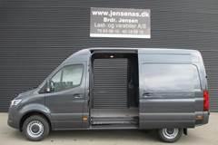 Mercedes Sprinter 3,0 319  CDI A2 H2 RWD **TO SKYDEDØRE** 7G-Tronic  Van