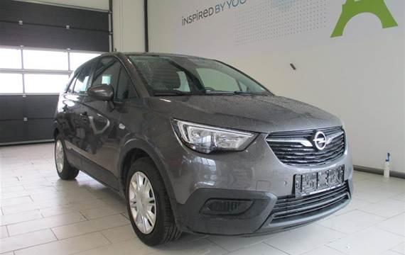 Opel Crossland X 1,2 1,2 Edition+  5d
