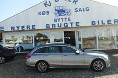 Mercedes C220 d 2,2 Business stc. aut.