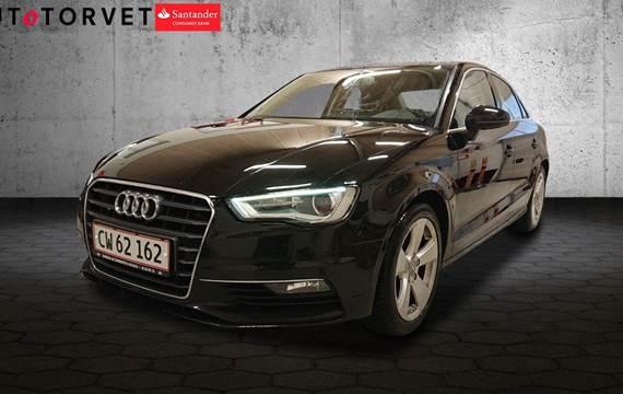 Audi A3 1,6 TDi 110 Sport