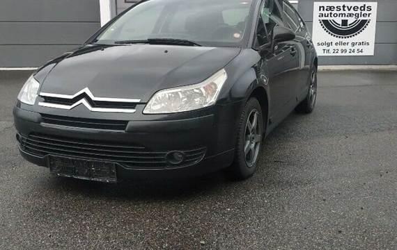 Citroën C4 1,6 16V