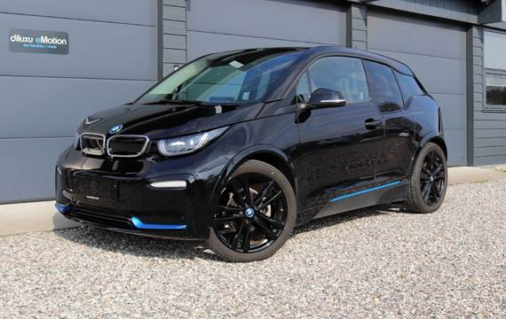 BMW i3s Charged Professional aut.