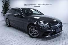 Mercedes C300 d 2,0 AMG Line stc. aut.