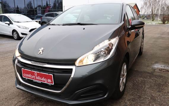 Peugeot 208 1,6 BlueHDi 100 Chili Sky+