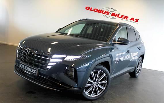 Hyundai Tucson 1,6 CRDi mHEV Advanced Premium DCT