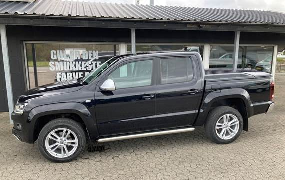 VW Amarok 2,0 TDi 180 Ultimate aut. 4M
