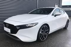 Mazda 3 2,0 2.0 SKYACTIV-G 150 HK 5-dørs Forhjulstræk Man.