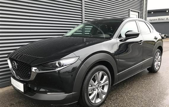 Mazda CX-30 2,0 Skyactiv-X  Mild hybrid Cosmo  5d 6g Aut.