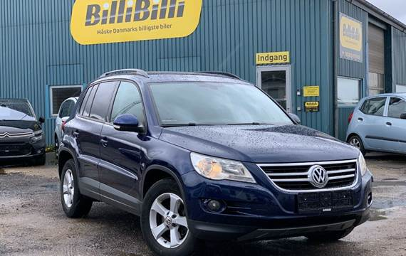 VW Tiguan 1,4 TSi 150 Track & Field 4Motion