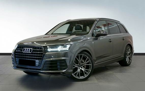 Audi Q7 3,0 TDi 272 S-line quattro Tiptr. 7prs