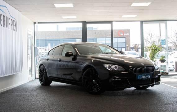 BMW 640i 3,0 Gran Coupé aut.