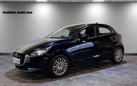 Mazda 2 1,5 Sky-G 90 Cosmo