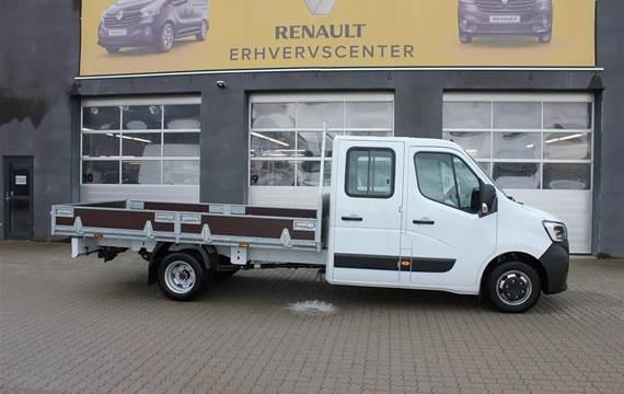 Renault Master 2,3 T35 L4  DCI RWD  DobKab 6g
