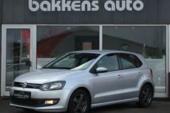 VW Polo 1,2 TDi 75 BlueMotion