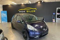 Honda Jazz 1,4 Exclusive