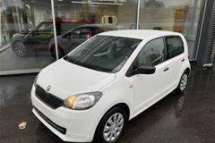 Skoda Citigo 1,0 Active Greentec 60HK 5d