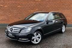Mercedes C220 2,2 CDi Avantgarde stc. BE Edition