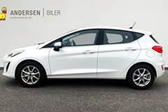 Ford Fiesta 1,0 Van 1,0 EcoBoost Hybrid Titanium 125HK 5d