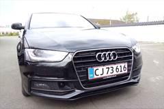 Audi A4 2,0 TDi 150 S-line Avant Multitr.