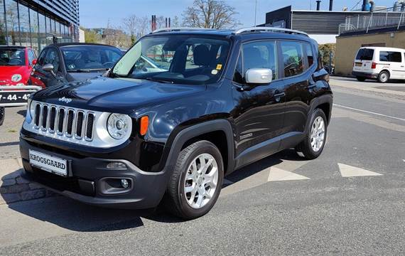 Jeep Renegade Limited 140HK 5d 6g
