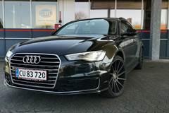 Audi A 6 2,0 Audi A6 2,0 TDi 150 Ultra Avant S-tr. 5d