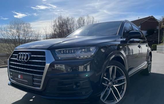Audi Q7 TDI quattro Sthz/HeadUP/Massa./3xS-Line