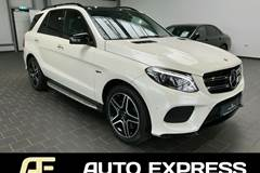 Mercedes GLE43 AMG 4M Pano+Distro+360°+Night+LED+Keyless