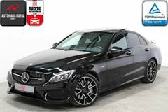 Mercedes C43 AMG 4M NIGHT DISTRO,BURMESTER,PANO,19.ZOLL