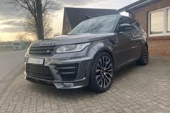 Land Rover Range Rover sport Land Rover Range Rover Sport HSE LUMMA DESIGN