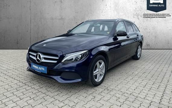 Mercedes C220 d 2,2 stc. aut.