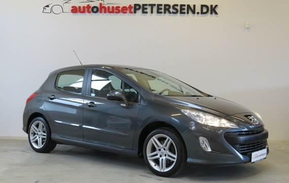 Peugeot 308 1,6 THP 156 Sportium