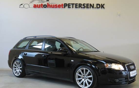 Audi A4 1,9 TDi Avant